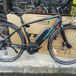 TREK  VERVE+(e-bike)